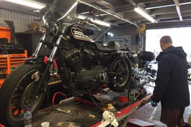 Motorcycle Servicing London